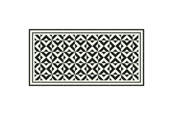 Medium Size of Vinyl Teppich Grosses Geometrisches Format Wohnzimmer Bad Schlafzimmer Für Küche Fürs Vinylboden Im Verlegen Badezimmer Teppiche Esstisch Steinteppich Wohnzimmer Vinyl Teppich