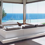 Novoworld Moderne Loungen Designed By Novoline Garten Loungemöbel Holz Modernes Bett 180x200 Deckenleuchte Schlafzimmer Modern Design Duschen Esstische Wohnzimmer Modern Loungemöbel Outdoor