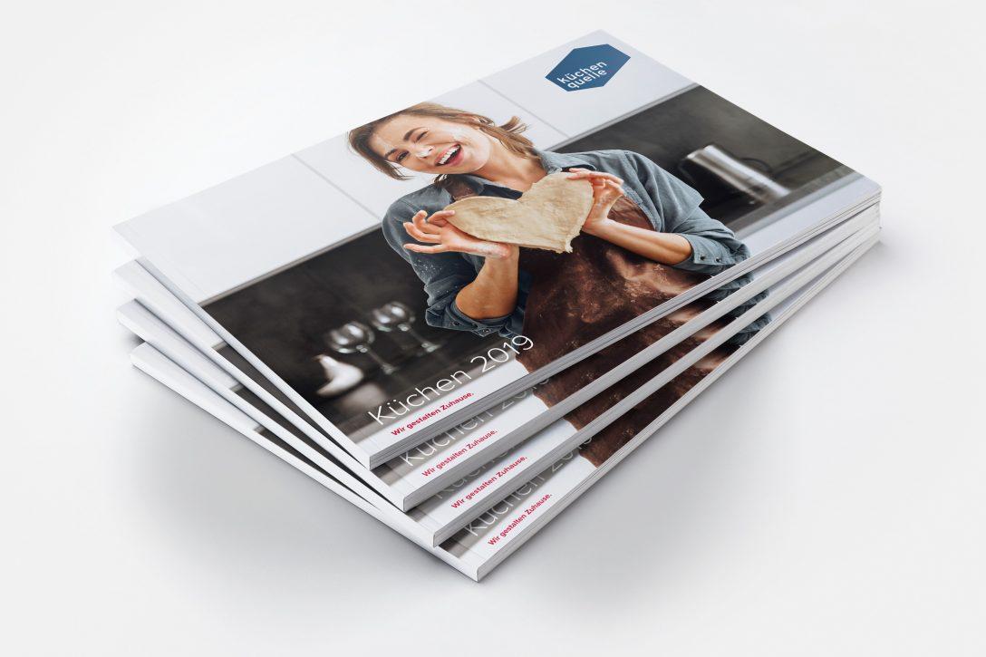 Large Size of Küchen Quelle Der Neue Kchenquelle Katalog 2019 Ist Da Made By Bloom Regal Wohnzimmer Küchen Quelle