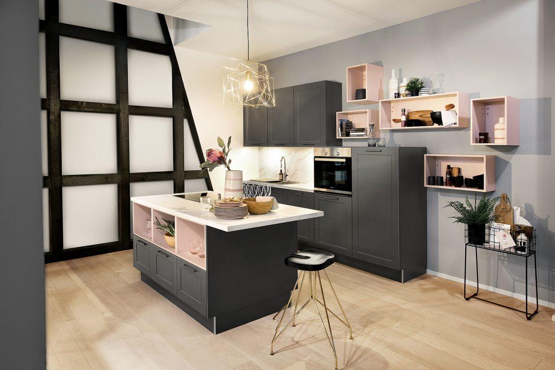 Full Size of Wandfarbe Rosa Spritzschutz Kche Streichen Hochglanz Ikea Kosten Küche Wohnzimmer Wandfarbe Rosa