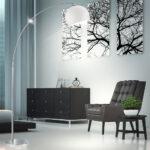 Stehleuchte Wohnzimmer Stehleuchten Dimmbar Modern Moderne Led Dekoration Poster Deckenleuchte Sideboard Heizkörper Modernes Sofa Deckenlampe Beleuchtung Wohnzimmer Moderne Stehlampe Wohnzimmer