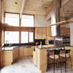 Küchen Holz Modern Wohnzimmer Küchen Holz Modern Moderne Kche Decke Einheiten Edelstahl Dunstabzugshaube Fenster Alu Bett Esstische Massivholz Schlafzimmer Massivholzküche Holzhäuser
