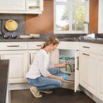 Eckschränke Küche Eckschrnke Hansa Complet Kchen Gmbh Bodenbeläge Kräutertopf Kochinsel Holz Modern Bodenbelag Was Kostet Eine Einrichten Wohnzimmer Eckschränke Küche