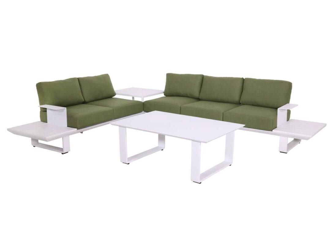 Large Size of Loungemöbel Aluminium Loungembel Set 3 Teilig Wei Grn Gnstig Online Kaufen Verbundplatte Küche Garten Holz Günstig Fenster Wohnzimmer Loungemöbel Aluminium