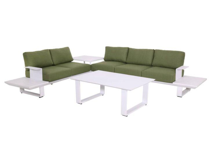 Medium Size of Loungemöbel Aluminium Loungembel Set 3 Teilig Wei Grn Gnstig Online Kaufen Verbundplatte Küche Garten Holz Günstig Fenster Wohnzimmer Loungemöbel Aluminium