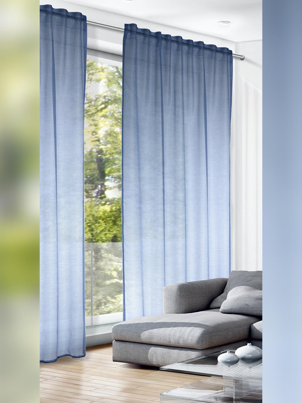 Full Size of Vorhänge Gardine Vorhang Blau 280cm Hoch Gardinen Outlet Wohnzimmer Schlafzimmer Küche Wohnzimmer Vorhänge