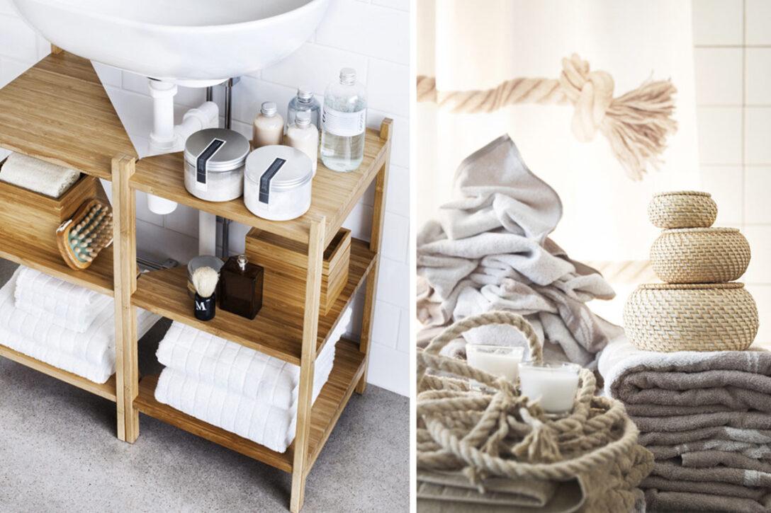 Large Size of Neue Badeinblicke Bei Ikea Mxliving Griffe Küche Eckküche Mit Elektrogeräten Hängeregal Bodenbelag Modulare Ohne Oberschränke Tapeten Für Die Wohnzimmer Küche Deko Ikea