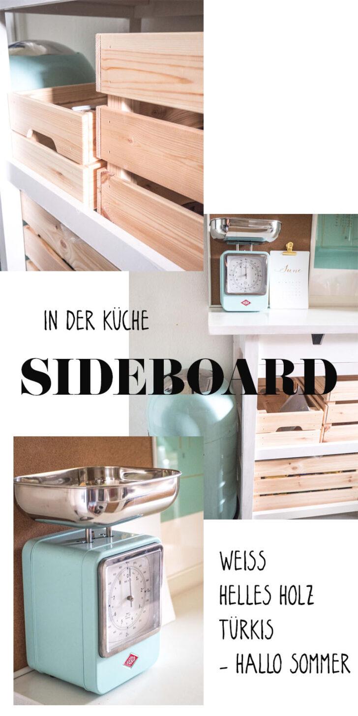 Medium Size of Türkise Küche Sideboard In Der Kche Nummer Fnfzehn Betonoptik Kaufen Ikea Hängeschränke Kinder Spielküche Hochschrank Kosten Pendelleuchten Doppelblock Wohnzimmer Türkise Küche