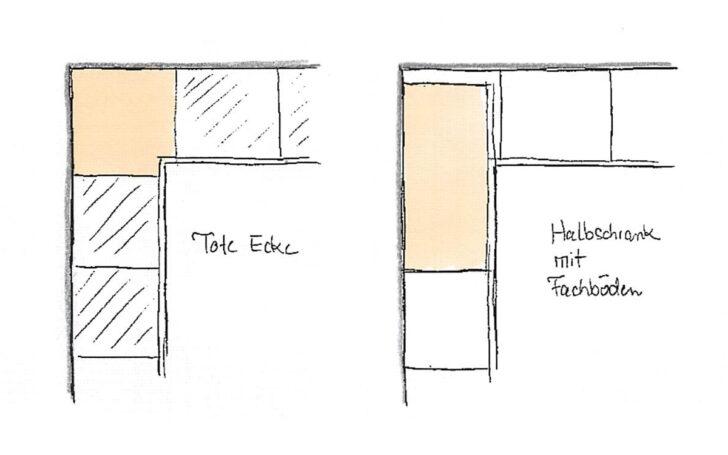 Medium Size of Eckschrank Schlafzimmer Bad Küchen Regal Küche Wohnzimmer Küchen Eckschrank Rondell