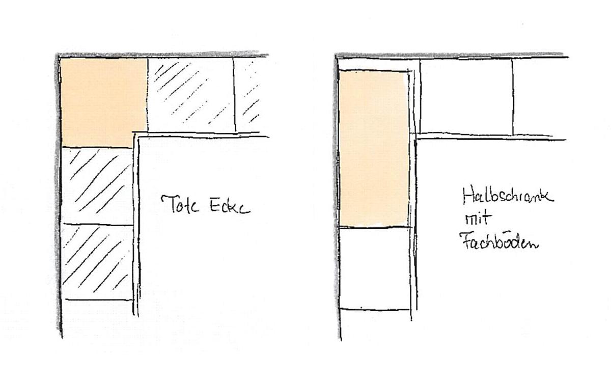 Full Size of Eckschrank Schlafzimmer Bad Küchen Regal Küche Wohnzimmer Küchen Eckschrank Rondell