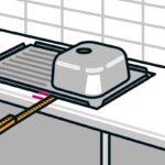 Arbeitsplatte Einbauen Anleitung Von Hornbach Küche Sideboard Mit Arbeitsplatten Wohnzimmer Hornbach Arbeitsplatte