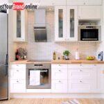 Landhausküche Einrichten Wohnzimmer Landhausküche Einrichten Skandinavische Kche Scandi Style Gebraucht Grau Küche Kleine Weisse Badezimmer Moderne Weiß