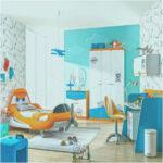 Wandgestaltung Kinderzimmer Junge Cars Traumhaus Sofa Regal Regale Weiß Wohnzimmer Wandgestaltung Kinderzimmer Jungen