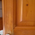 Holzküche Auffrischen Alte Kchenfront Echtholz Selbstde Diy Forum Vollholzküche Massivholzküche Wohnzimmer Holzküche Auffrischen