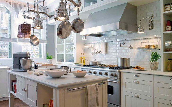 Medium Size of Fliesenspiegel Landhausküche Weisse Küche Selber Machen Weiß Grau Glas Moderne Gebraucht Wohnzimmer Fliesenspiegel Landhausküche