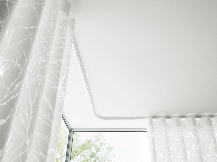 Medium Size of Aluschienen Vorhänge Wohnzimmer Schlafzimmer Küche Wohnzimmer Vorhänge Schiene