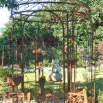 8m Eisen Natur Detailhtmltmplcomponentprint1 Garten Pavillon Wohnzimmer Pavillon Eisen