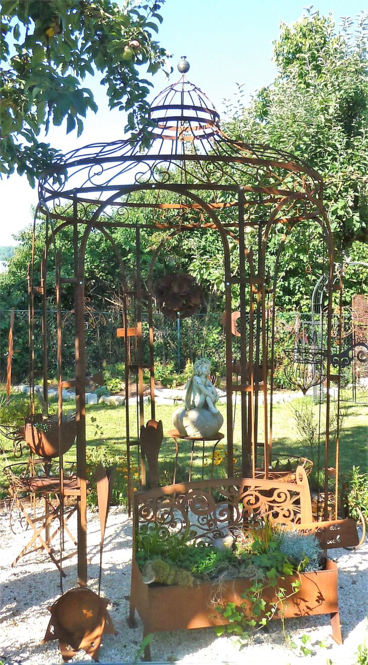 Medium Size of 8m Eisen Natur Detailhtmltmplcomponentprint1 Garten Pavillon Wohnzimmer Pavillon Eisen