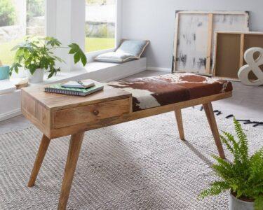 Gepolsterte Sitzbank Wohnzimmer Wohnling Hockerbank Wl5323 Sitzbank Bett Garten Küche Mit Lehne Bad Gepolstertem Kopfteil Schlafzimmer