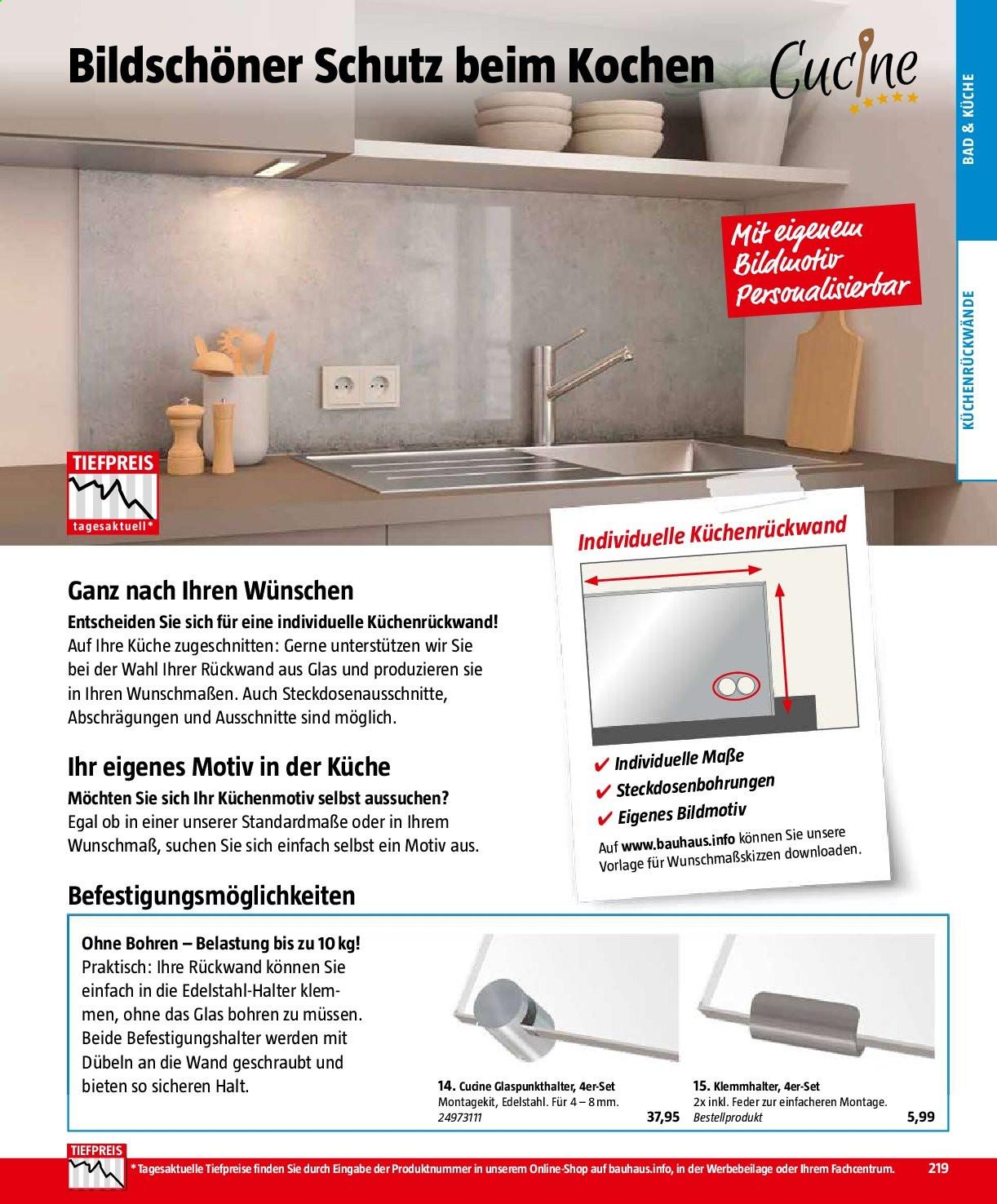 Full Size of Bauhaus Aktuelle Prospekte Rabatt Kompass Fenster Wohnzimmer Bauhaus Küchenrückwand
