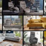 Home Himolla Polstermbel Gmbh Sofa Mit Elektrischer Sitztiefenverstellung Relaxfunktion Elektrisch Elektrische Fußbodenheizung Bad Wohnzimmer Relaxsofa Elektrisch