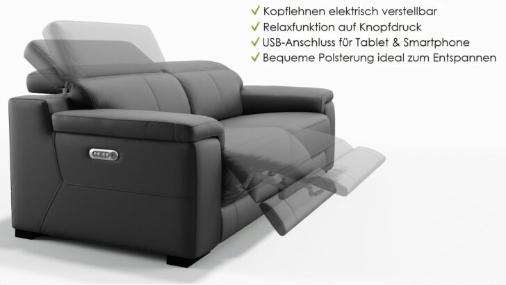 Medium Size of Sora Funktionscouch Relaxsofa Sofanella Sofa Mit Elektrischer Sitztiefenverstellung Relaxfunktion Elektrisch Elektrische Fußbodenheizung Bad Wohnzimmer Relaxsofa Elektrisch