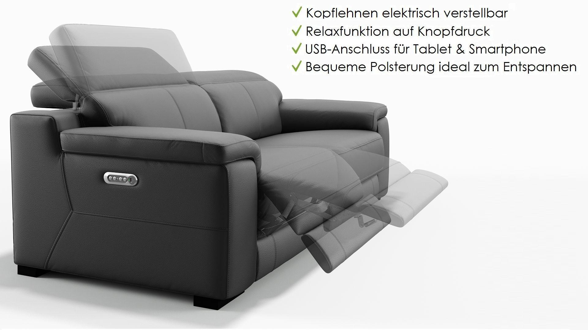 Full Size of Sora Funktionscouch Relaxsofa Sofanella Sofa Mit Elektrischer Sitztiefenverstellung Relaxfunktion Elektrisch Elektrische Fußbodenheizung Bad Wohnzimmer Relaxsofa Elektrisch