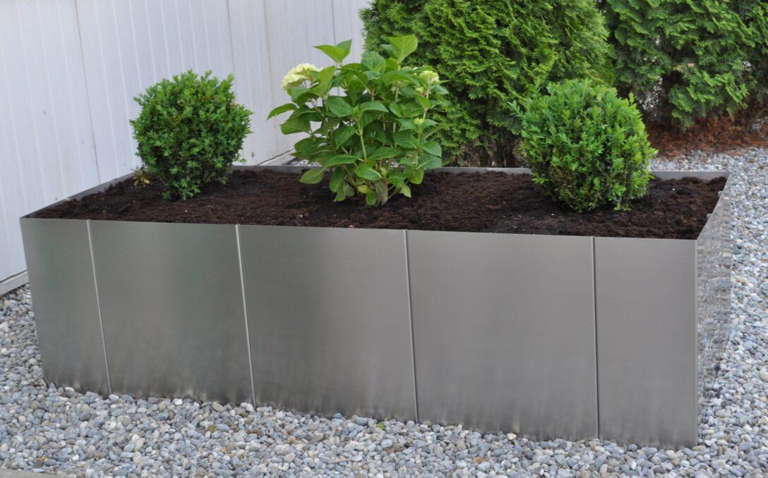 Large Size of Garten Im Quadrat Hochbeet Square 160 Edelstahlküche Edelstahl Outdoor Küche Gebraucht Wohnzimmer Hochbeet Edelstahl
