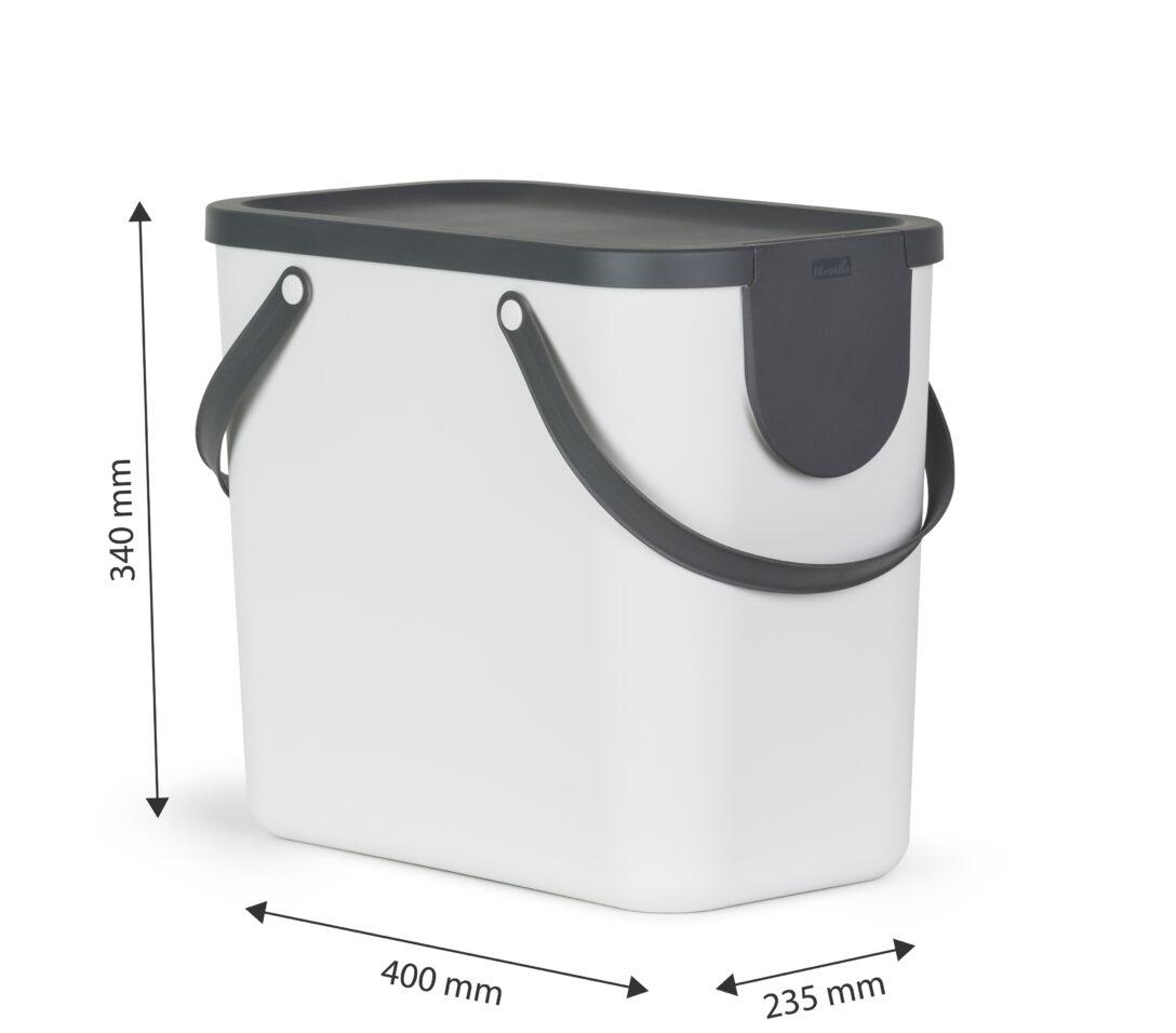 Large Size of Müllsystem Recycling Mllsystem Albula 25 L Jetzt Versandkostenfrei Kaufen Küche Wohnzimmer Müllsystem