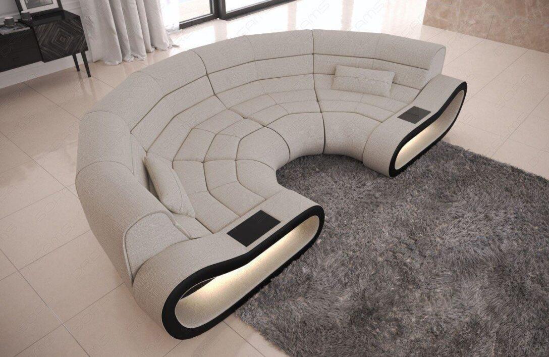 Large Size of Sofa Rund Klein Big Concept Mit Stoffbezug Ihrer Wahl Designersofa Gnstig Günstige überzug Comfortmaster Canape Schillig Togo Vitra Hocker Halbrund Wohnzimmer Sofa Rund Klein