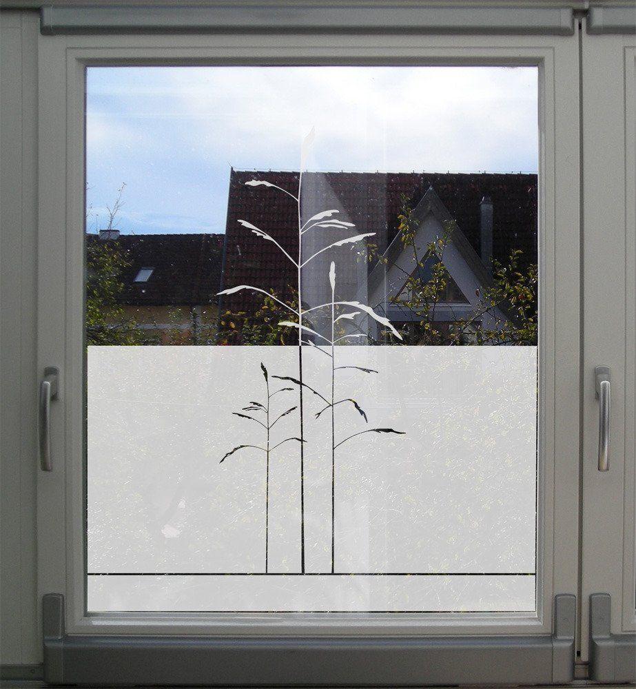 Full Size of Fensterfolie Blickdicht Sichtschutz Folie Fr Fenster Mit Grsern In 2019 Wohnzimmer Fensterfolie Blickdicht