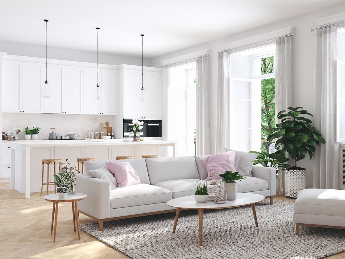 Full Size of Kchengardinen Dekoration Und Sichtschutz Frs Kchenfenster Wohnzimmer Küchenvorhang