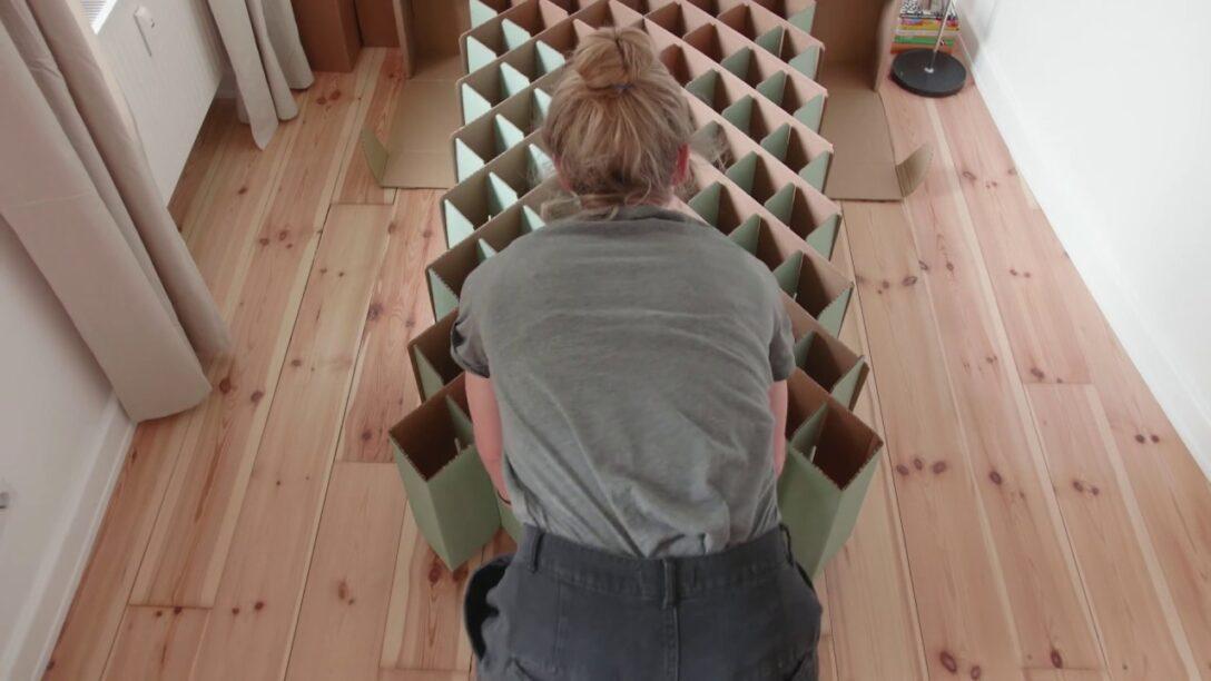 Large Size of Pappbett Ikea Das 20 Von Room In A Boroom Box Miniküche Küche Kosten Betten 160x200 Sofa Mit Schlaffunktion Kaufen Bei Modulküche Wohnzimmer Pappbett Ikea