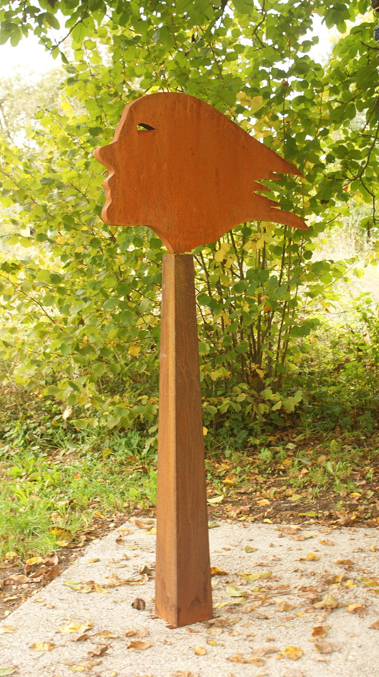 Full Size of Gartenskulpturen Holz Glas Skulpturen Selber Machen Gartenskulptur Aus Stein Garten Kaufen Und 54 Rost Skulptur Windsbraut Gartendeko Gartenideen Regal Weiß Wohnzimmer Gartenskulpturen Holz
