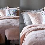 Altrosa Schlafzimmer Blush Pink Velvet Instashop Wandleuchte Gardinen Sessel Schranksysteme Landhaus Deckenlampe Lampe Mit überbau Stehlampe Komplettangebote Wohnzimmer Altrosa Schlafzimmer