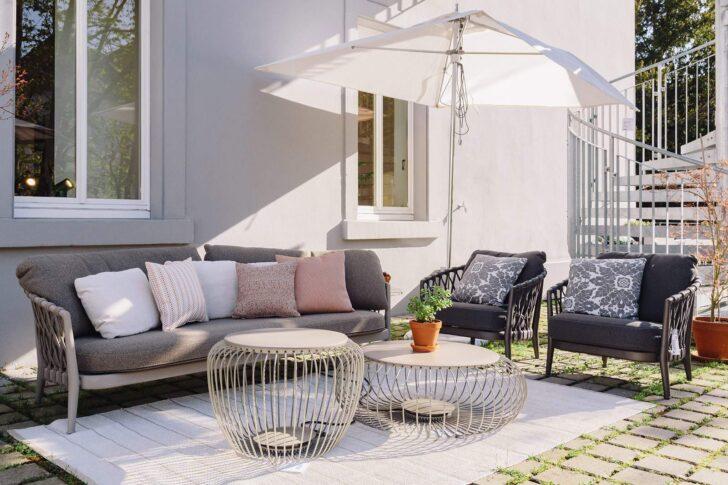 Medium Size of Gartenmobel Lounge Design Wohnzimmer Gartensofa Tchibo