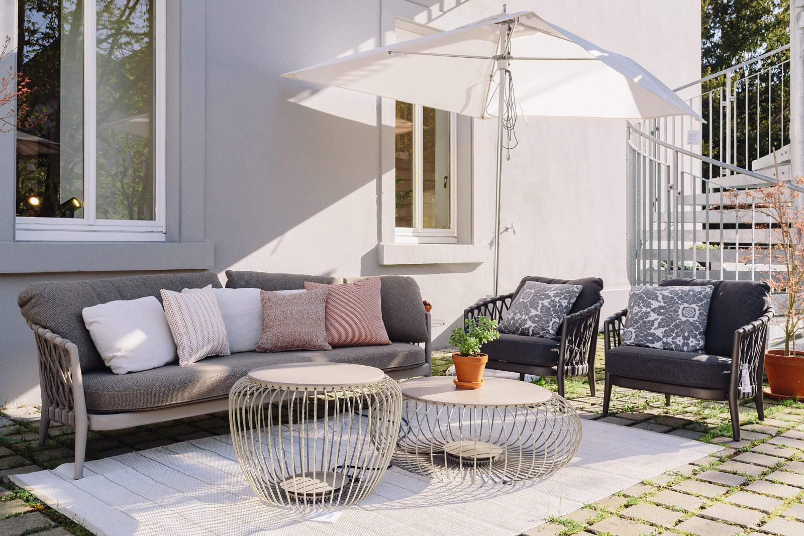 Full Size of Gartenmobel Lounge Design Wohnzimmer Gartensofa Tchibo