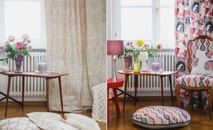 Gardinen Nähen So Lassen Sich Ausgefallene Gardinenideen Selbst Realisieren Für Küche Schlafzimmer Wohnzimmer Scheibengardinen Fenster Die Wohnzimmer Gardinen Nähen