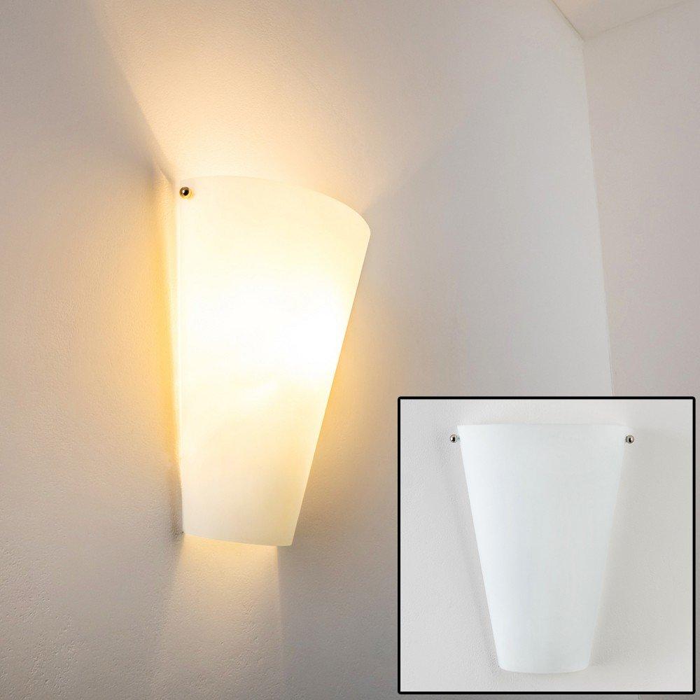 Full Size of Schlafzimmer Wandleuchte Mit Stecker Ikea Schalter Holz Wandleuchten Led Wandlampe Leselampe Bett Kabel Zera In Wei Aus Echtglas Im Stilvollen Eckschrank Nolte Wohnzimmer Schlafzimmer Wandleuchte