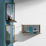 Regalwürfel Metall Wohnzimmer Regalwürfel Metall Wandmontiertes Regal Helia By Gianluigi Landoni Sovet Modern Bett Regale Weiß