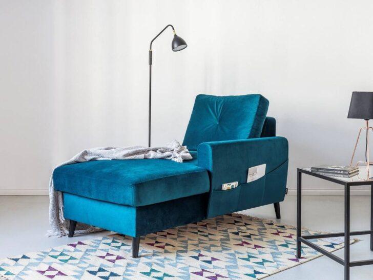 Medium Size of Recamiere Samt Sofa Mit Wohnzimmer Recamiere Samt