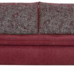 Thumbnail Size of Schlafsofa In Rot Bett 200x200 Mit Bettkasten Komforthöhe Liegefläche 160x200 Stauraum Weiß 180x200 Betten Wohnzimmer Schlafsofa 200x200