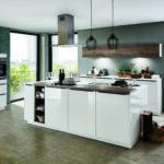 Nobilia Jalousieschrank Wohnzimmer Nobilia Jalousieschrank Offene Kchen Modernen Wohnkchen Von Kcheco Küche Einbauküche