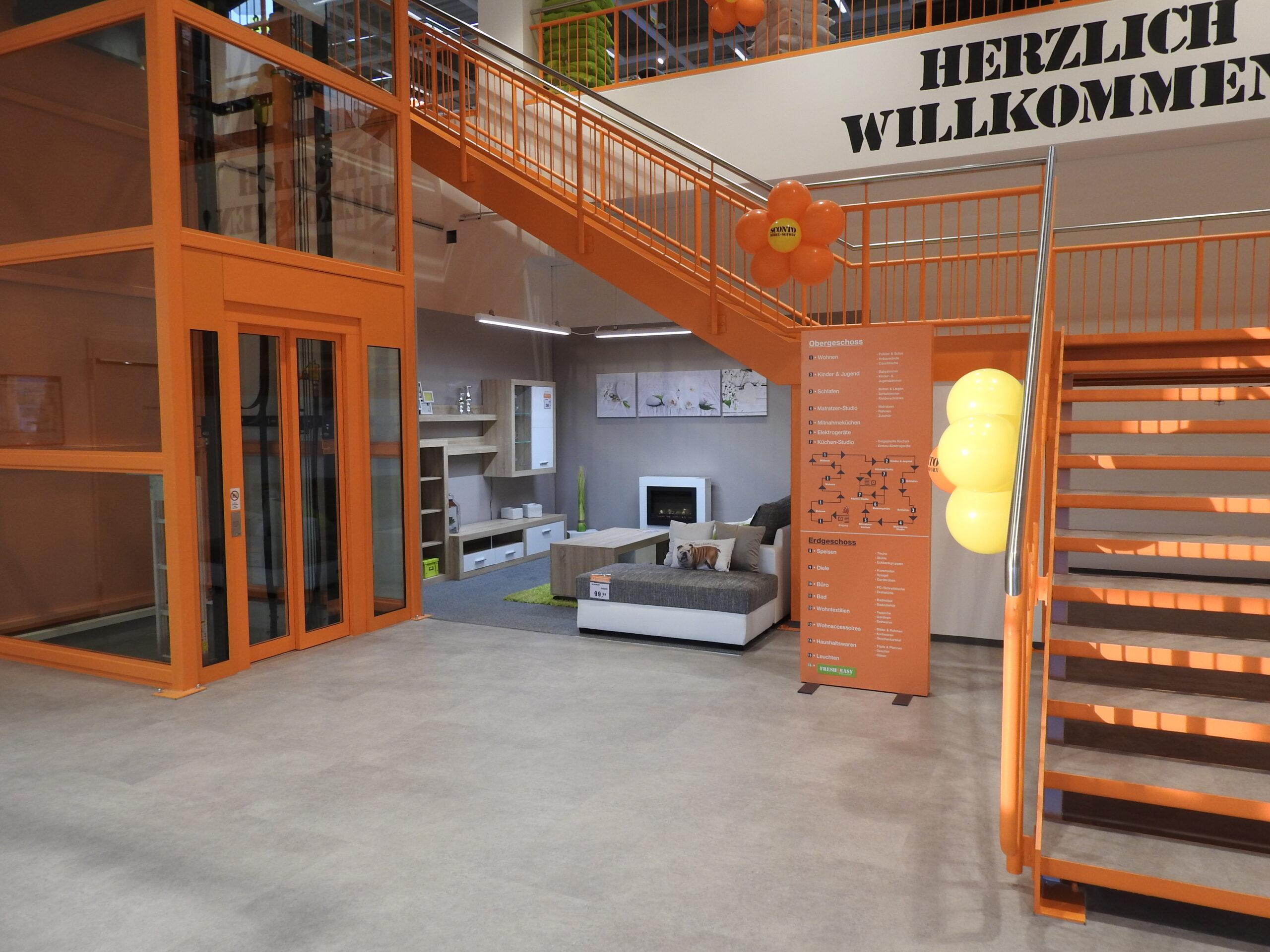Full Size of Sconto Küchen Mbel In Berlin Regal Wohnzimmer Sconto Küchen
