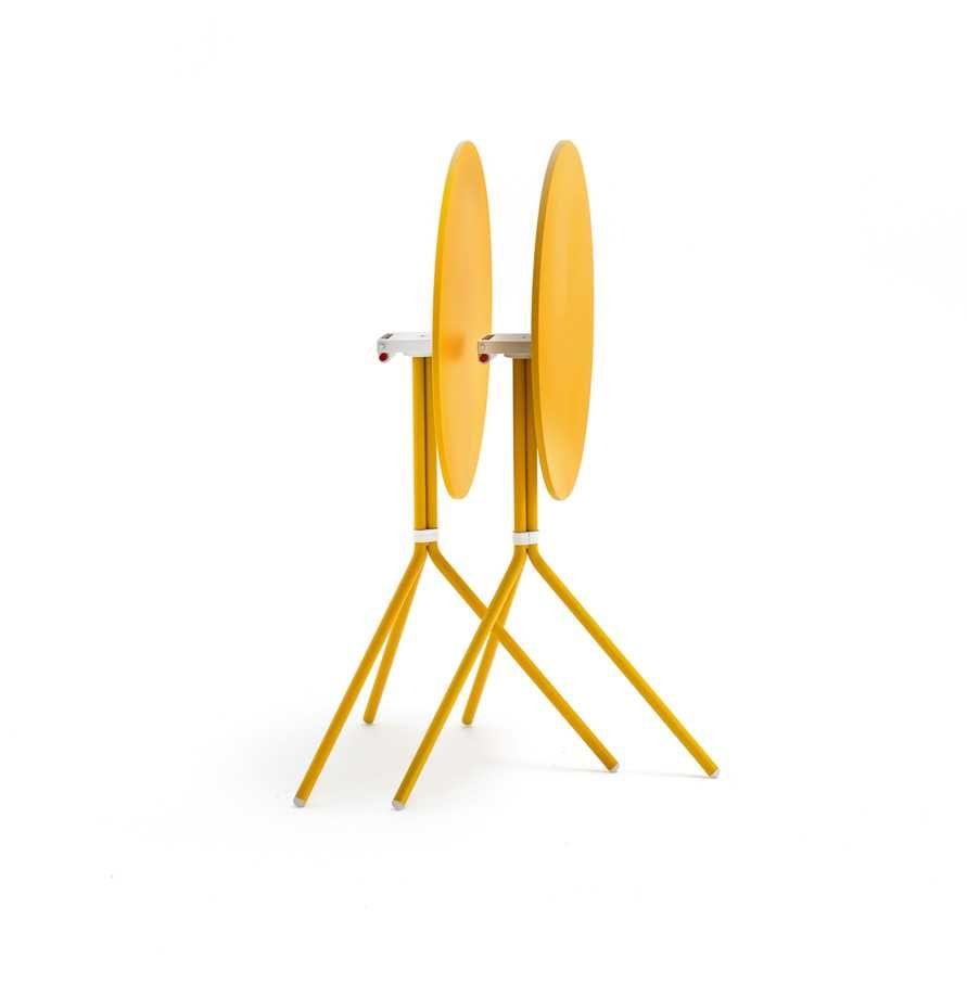 Full Size of Pedrali Nolita 5453t Klapptisch Klapptische Folding Tables Schmales Regal Küche Garten Schmal Schmale Regale Wohnzimmer Klapptisch Schmal