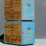Vintage Regal Schubladenschrank Industriembel Buche Massiv Regale Weiß Tisch Kombination Nach Maß Günstig Aus Kisten Cd Hoch Für Keller Esstisch Leiter Wohnzimmer Vintage Regal