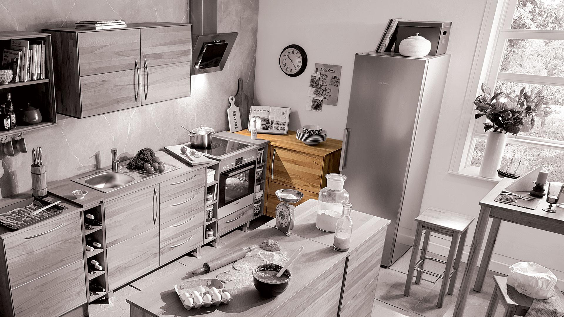 Full Size of Led Beleuchtung Küche Vorratsschrank Sockelblende Stengel Miniküche Landhausküche Grau Teppich Glaswand Industrial Was Kostet Eine Neue Alno Wohnzimmer Küche Massivholz Gebraucht