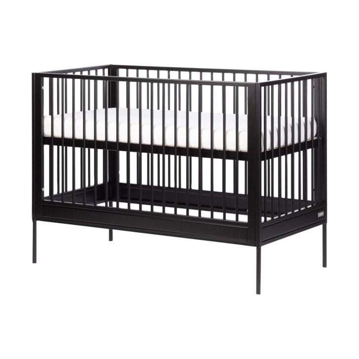 Medium Size of Babybett Schwarz Coming Kids Bliss Babyzimmer Schwarze Küche Bett Weiß Schwarzes 180x200 Wohnzimmer Babybett Schwarz