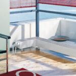 Vom Objekt Zum Designstck Bauencom Wohnzimmer Kermi Flachheizkörper