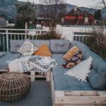 Couch Terrasse Wohnzimmer Couch Terrasse Paletten Fr Berries Passion